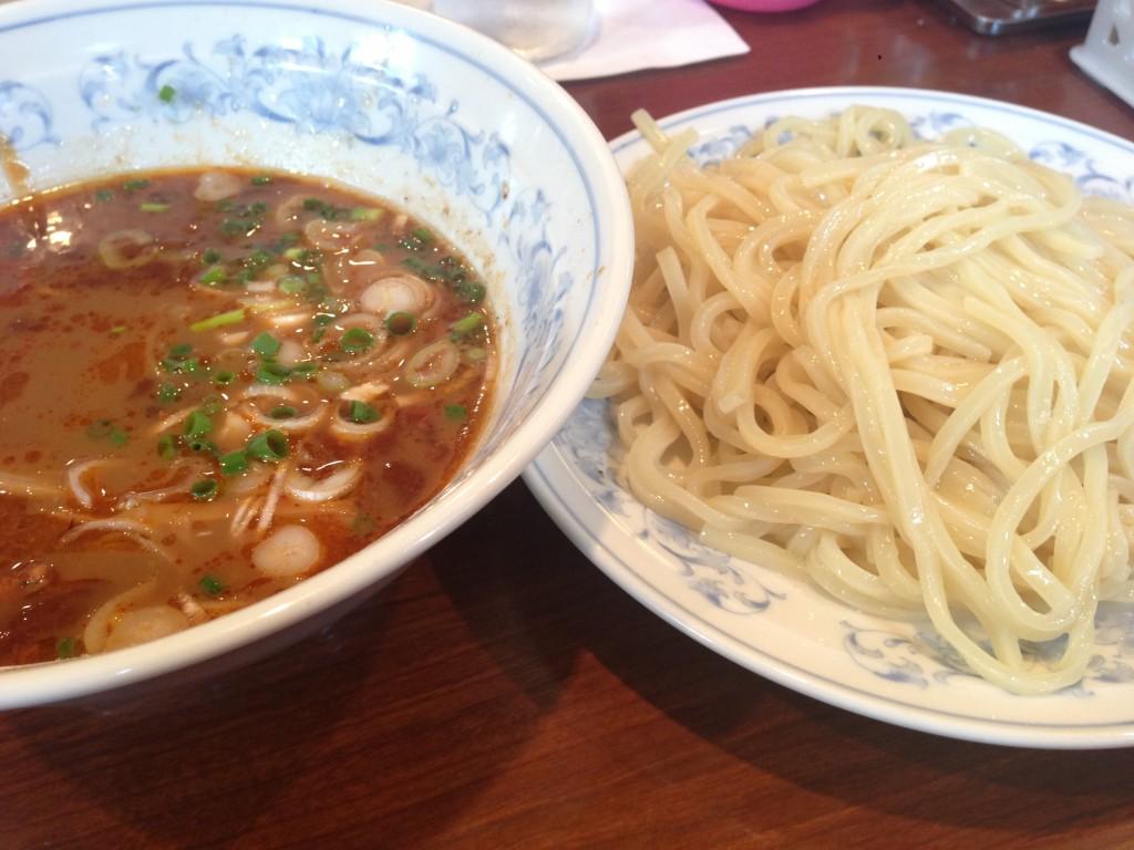 豊洲らーめん つけ麺①