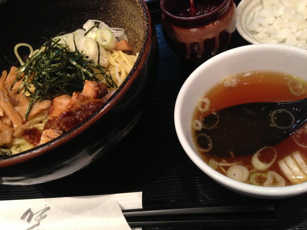 豊洲つけ麺さとう3
