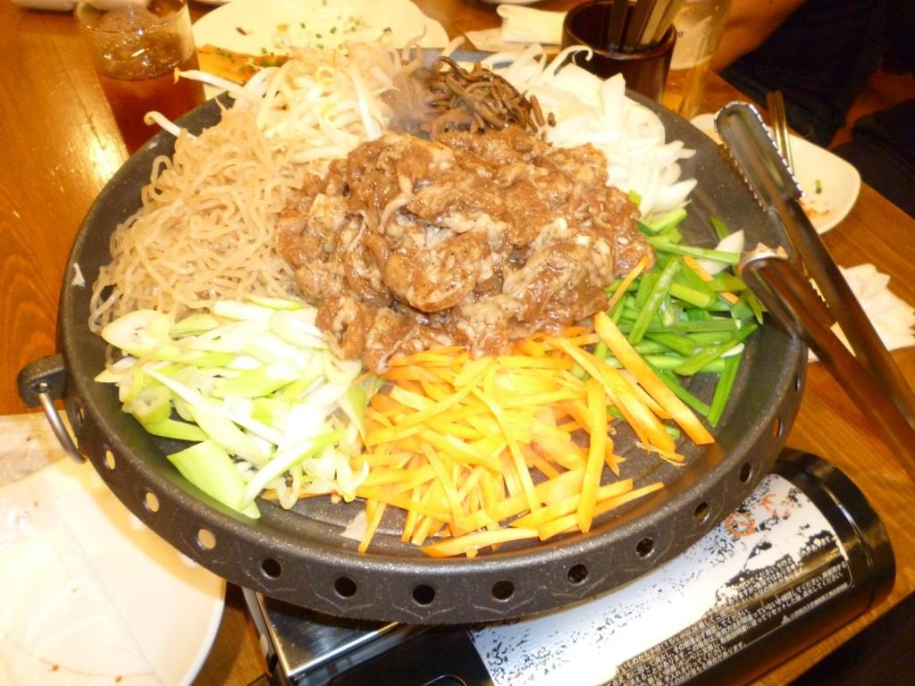 豊洲韓国食堂チャンでオフ会やりました。