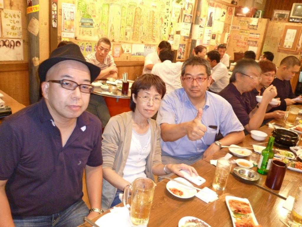 豊洲ソーシャル人の会オフ会
