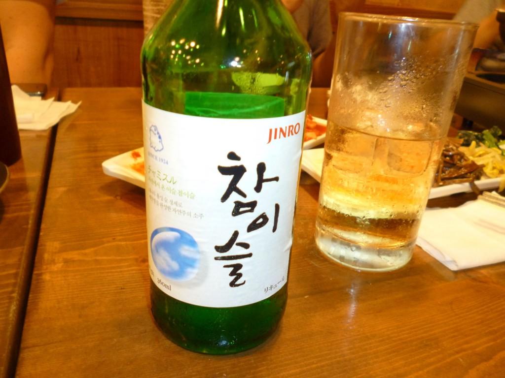 豊洲韓国食堂チャンでオフ会しました。