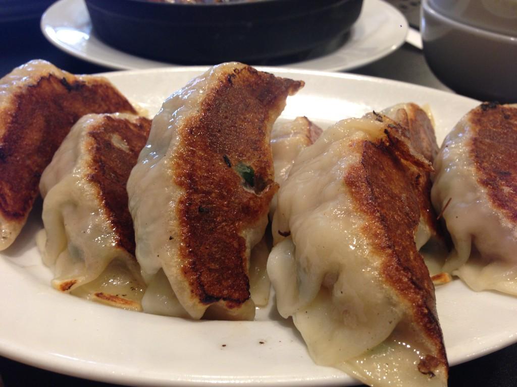 豊洲 餃子2