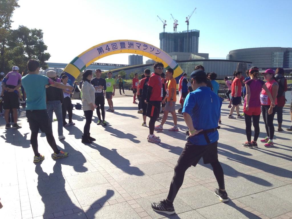 第4回豊洲マラソン大会
