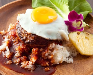カウカウ豊洲店のハワイ料理
