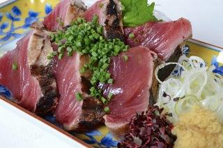 豊洲安庵の魚料理