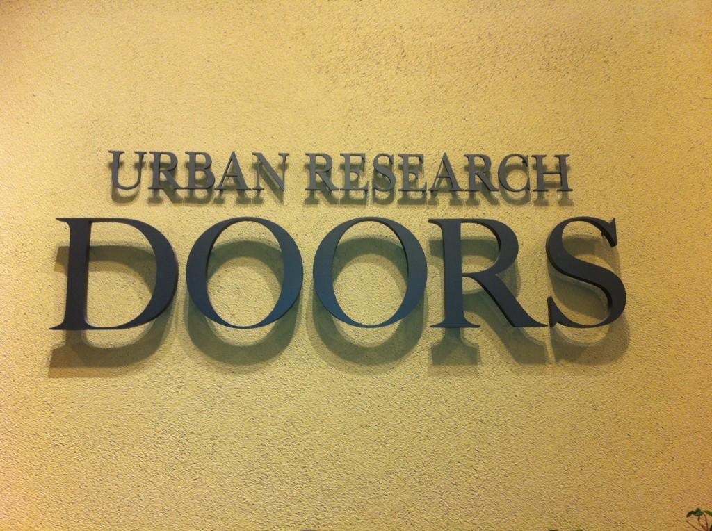 ららぽーと豊洲URBAN RESEARCH DOORS豊洲店