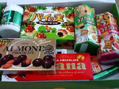 ロッテお菓子詰め合わせ150%