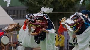 まちなみ公園新春太神楽ショー