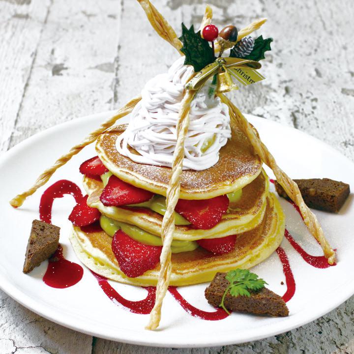 Butterららぽーと豊洲クリスマスメニュー