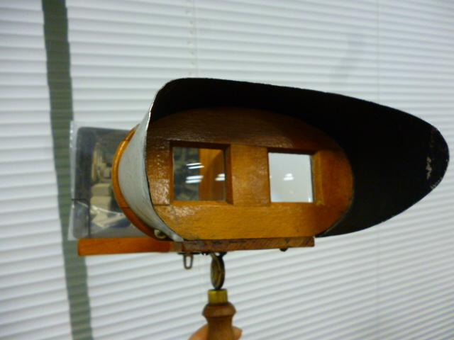 ステレオ写真を鑑賞するためのビューワー