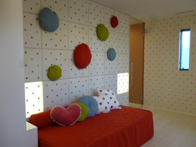 豊洲トヨタホーム子供部屋