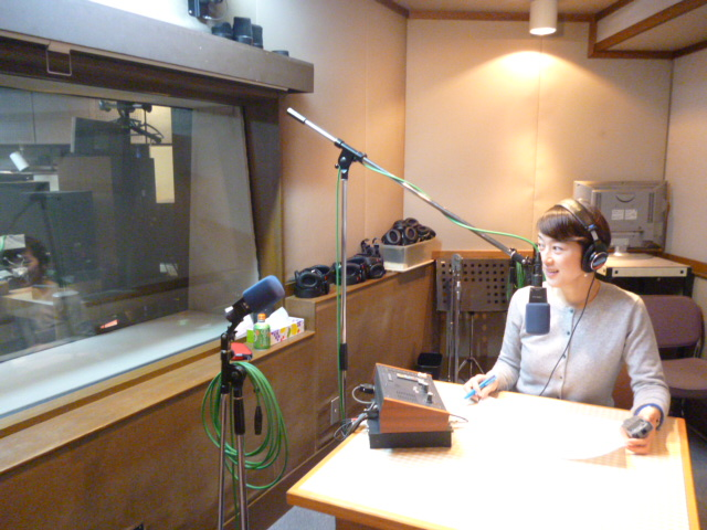 TOKYO FMドライバーズインフォの中田美香さん