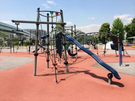 豊洲公園遊具
