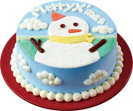 ベン&ジェリーズ クリスマスケーキ