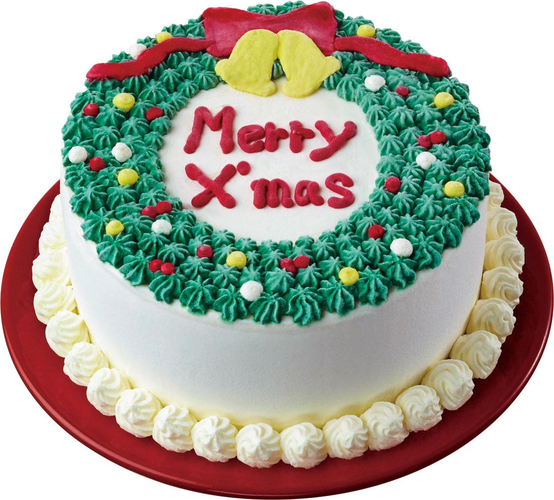 ベン&ジェリーズ クリスマスケーキ2