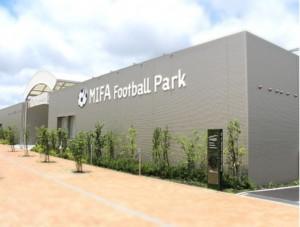 MIFA Football-2 豊洲マガジン