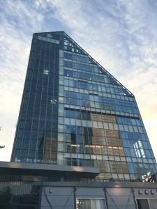 豊洲シビックセンター2 豊洲まちなみ公園 豊洲マガジン