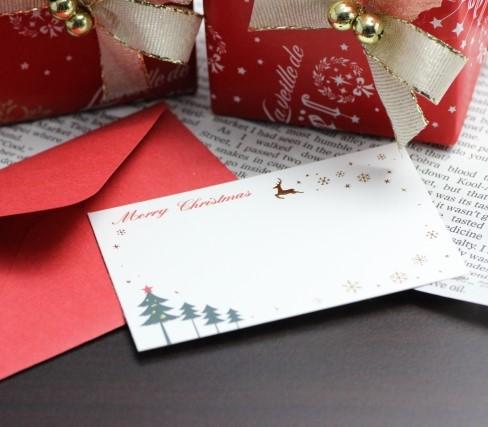 豊洲文化センター イベント 1 手作りクリスマスカード 豊洲マガジン