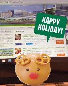 クリスマス限定クリスピークリームドーナツ 3 豊洲マガジン