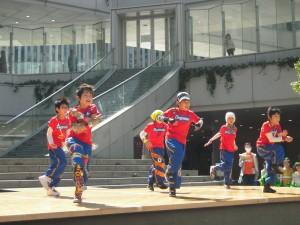 シガールダンススタジオ 3 豊洲マガジン