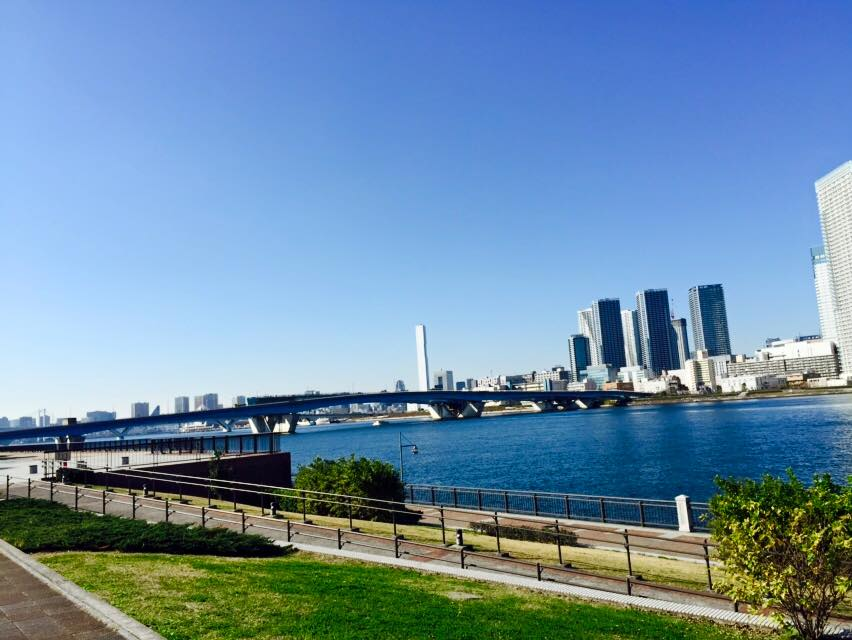 豊洲まちなみ公園26 豊洲マガジン