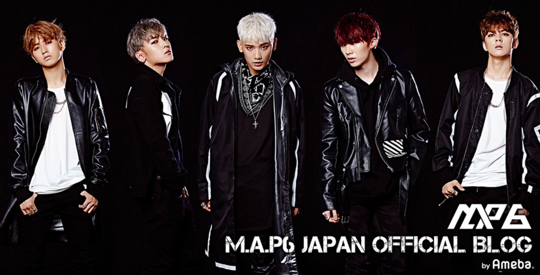 MAP6 日本デビュープロモーションイベント 豊洲マガジン