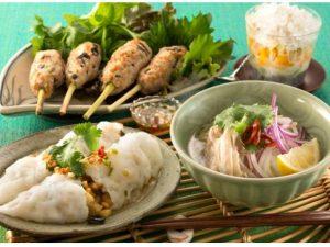 東京ガス がすてなーに ベトナム料理教室 豊洲マガジン