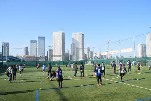 MIFA Football Park杉村 大輔 豊洲マガジン2