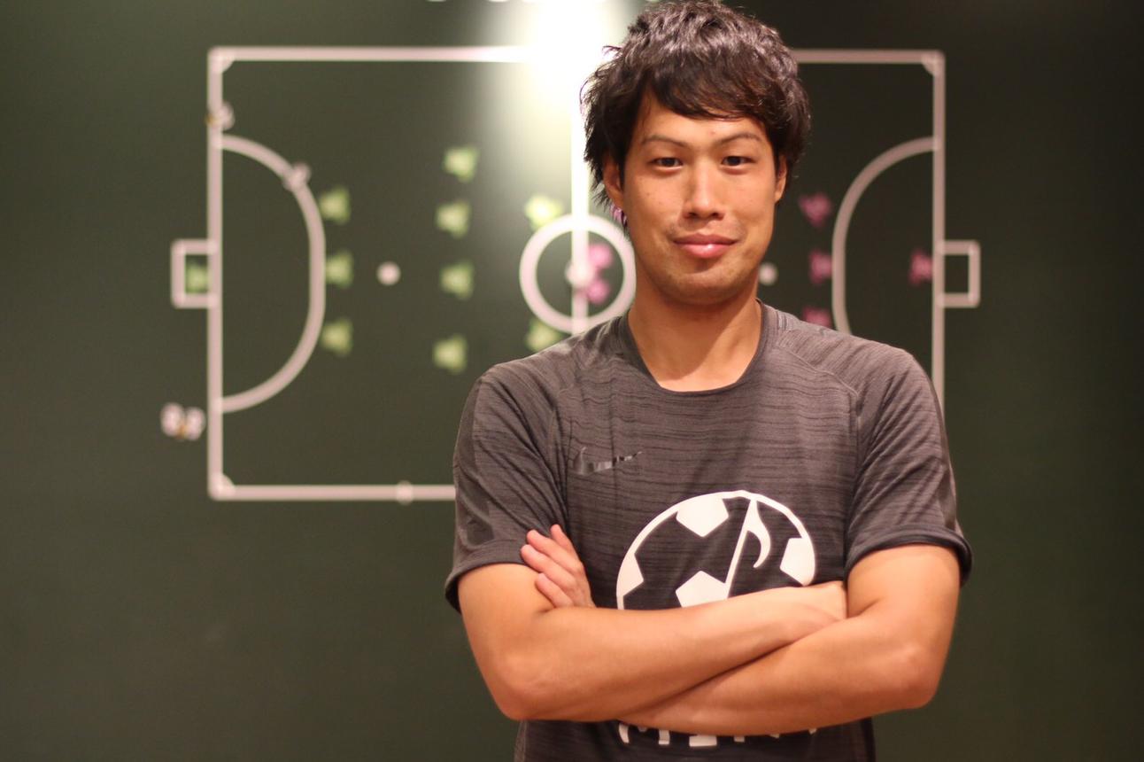 MIFA Football Park杉村 大輔 豊洲マガジン1