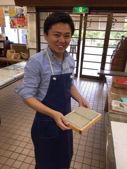 やきとり宮川豊洲店の料理長 橋本淳 2 豊洲マガジン