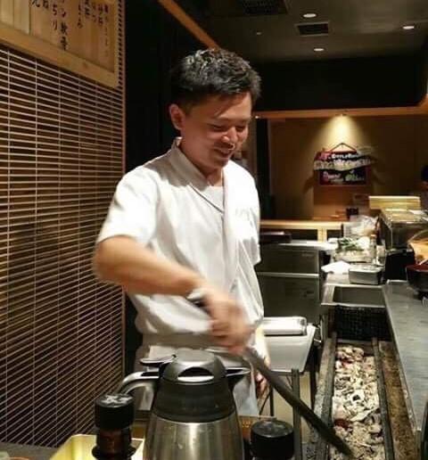 やきとり宮川豊洲店の料理長 橋本淳 3 豊洲マガジン