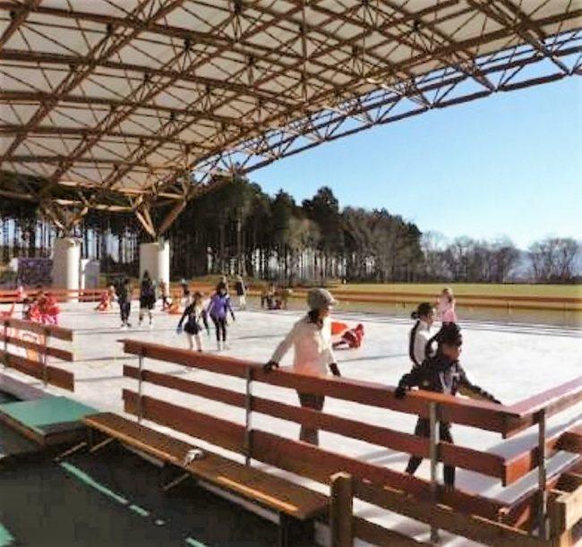 わくわくスケート広場 アーバンドックららぽーと豊洲 豊洲マガジン 2