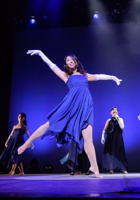 ダンサーのAKANE 3 豊洲マガジン