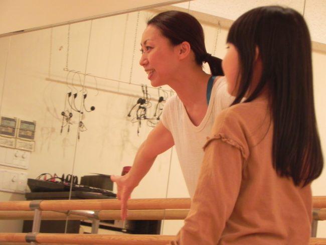 ダンサーのAKANE 2 豊洲マガジン