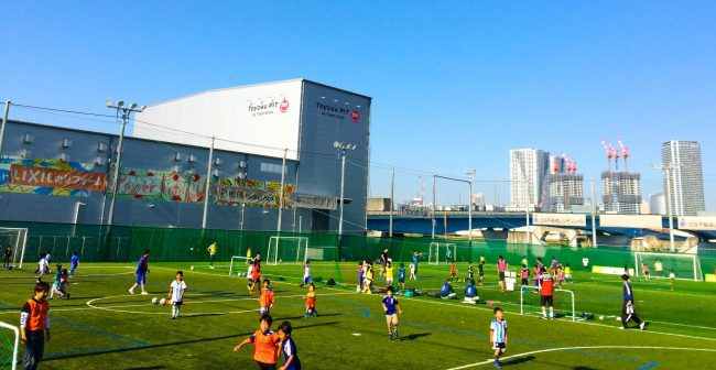 MIFA Football Park 5 豊洲マガジン