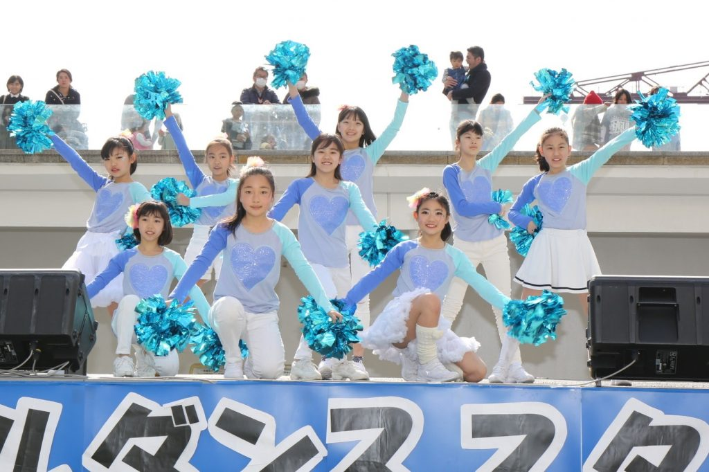 シガールダンススタジオ 豊洲マガジン 1