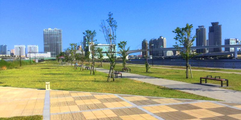 豊洲 ぐるり 公園