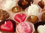 バレンタインチョコキャンドルづくり教室