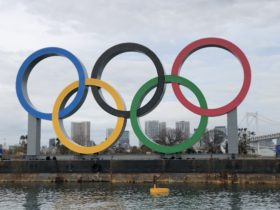 オリンピックシンボル
